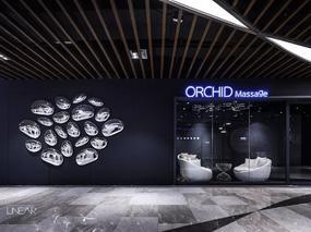 南京缐状建筑设计 | Orchid泰式精油spa馆