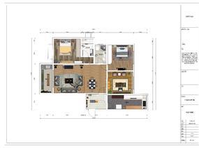 【户型优化第7期】117平米,我为父母设计一个家
