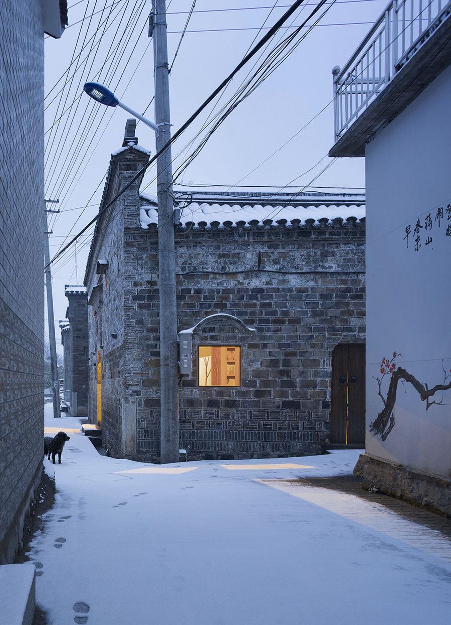 米思建筑 | 渔村老宅大改造