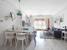 北欧风丨春夏正当时·住宅装修设计