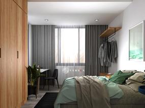 北欧单身公寓效果表现
