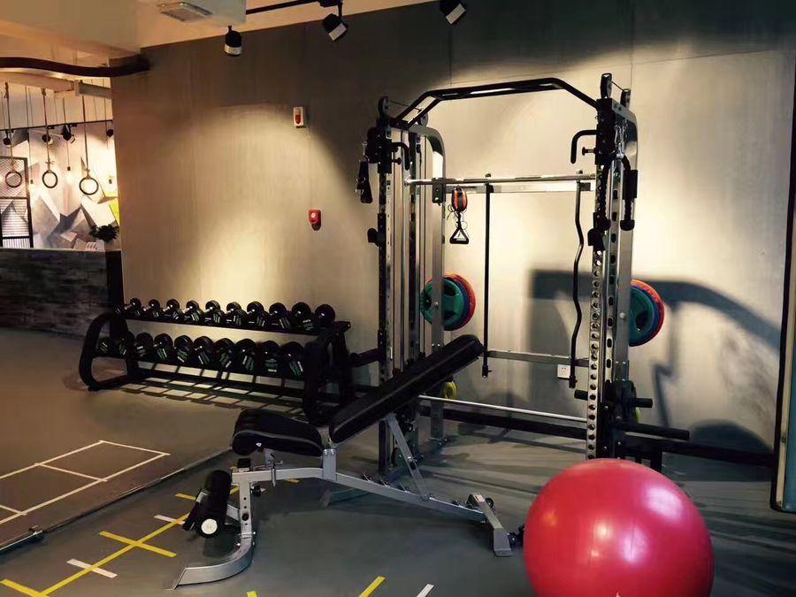 select私教健身工作室