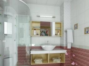 沈阳博创装饰:小户型卫浴间如何充分利用狭小空间?