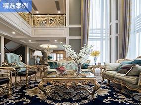 欧式 l 杭州东方御府装修设计表现