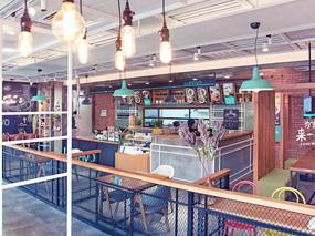 吴嵘恩-想方设计-绿南客餐饮案例