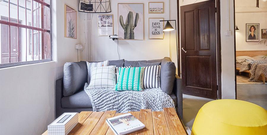 【Airbnb民宿】文艺气息点燃老木屋
