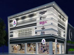 LEO品牌店设计丨高端大气上档次的鞋店设计,值得收藏