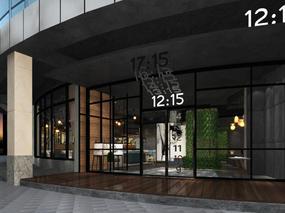 LEO品牌店设计丨西餐厅设计简约、高端、文艺范,值得一看……