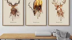 学会这六招,让你迅速选出最具个人风格的挂画!