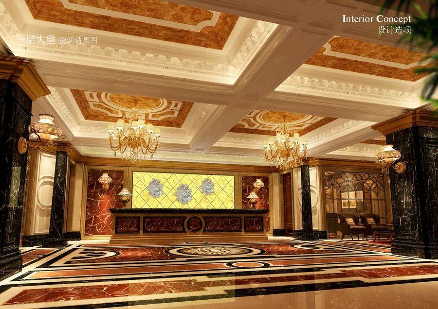 高见视觉—欧式古典,南王平宝利酒店会所