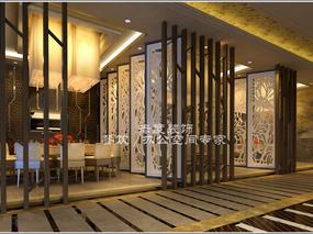 广东品牌餐厅设计浅析不同装修空间合理上色效果
