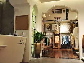 成都小型服装店装修设计