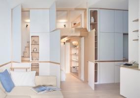35平方的小公寓该怎么装修比较实用呢