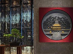布鲁盟室内设计 | 泰禾 · 金府大院别墅