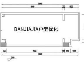 【户型优化第1期】40平米单身公寓户型优化【结果已公布】