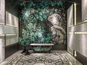 SICIS家具:来自意大利的高奢,马赛克中的艺术品