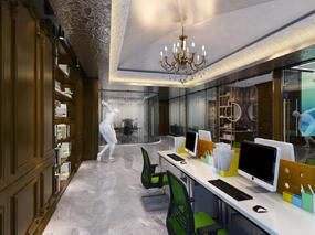 西安十佳室内设计师李旭东:毫无情感的空间设计,只是机械加工厂