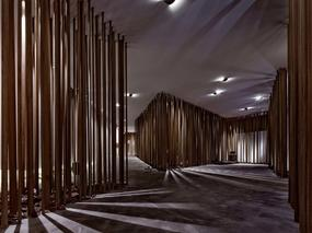 美祥1969木制体验中心(河南二合永设计第20届安德鲁马丁获奖作品)