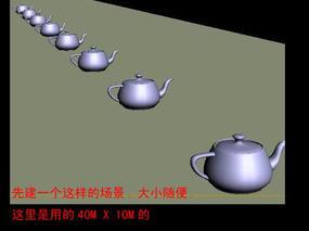 VR物理相机景深小教程及实用参数(图文步骤)