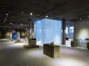 宁波柯力博物馆-混凝土框架与玻璃盒交响曲