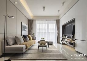 零次方空间设计 | 欧式住宅样板间装修设计