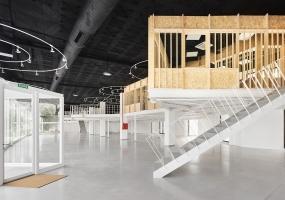 Miel Arquitectos   PLICOSA展厅