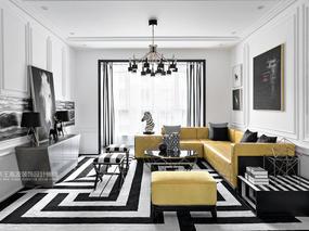 王凤波设计机构 - 简约风格素木的家