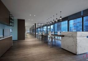 金活医药集团办公室装修设计表现