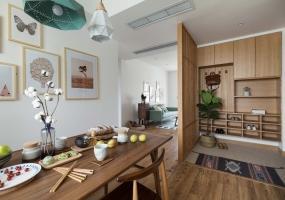 现代简约 l 公寓装修设计