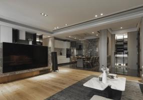 谆禾设计 | 现代风住宅装修设计