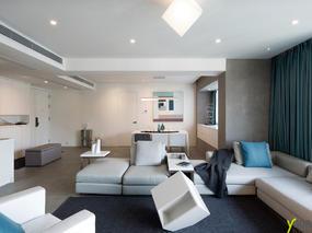 漾设计Young Design|《生活几何》深圳波托菲诺纯水岸住宅