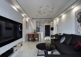 漾设计|深圳港铁天颂·住宅装修设计