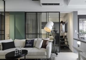 舨舍设计 | 16坪现代住宅威尼斯娱乐平台