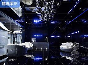 设计案例:商业空间美容美发案例精选