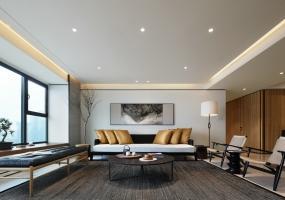 现代风格 | 深圳市华润悦府样板间装修设计