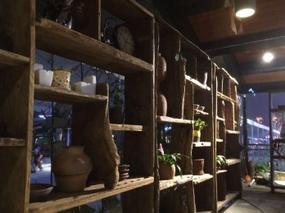 南宁绿城农夫体验店空间设计