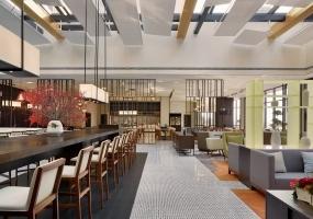 毕路德设计   上海新凯悦嘉轩酒店装修设计