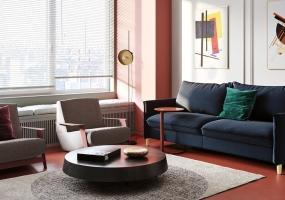 ATO工作室 | 一个具有艺术色彩的现代公寓