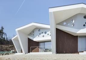 HG-Architecture | 韩国交错折叠的Doban酒店