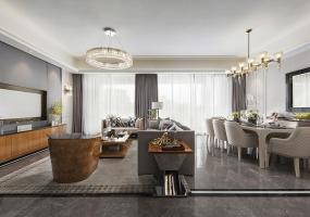 创时空新作 | 大型住宅装修设计