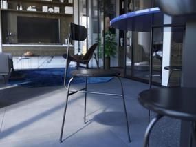 公寓设计-蓝