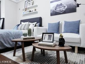【设计灵感】一个人的公寓,一个人的世界 — 单身公寓
