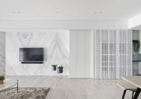 思维设计 | 谧白·住宅装修实景图