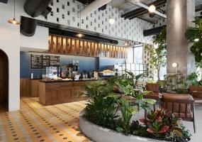 DEVOCION咖啡店 | 城市中的绿色丛林