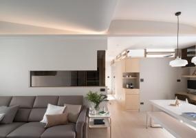 禾光设计 | 老屋改造好采光的美型住宅