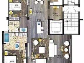 异形大户型的8大室内设计方案