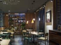 五谷食尚餐厅-北京屋里门外(INX)设计有限公司