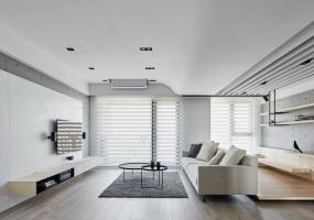 虫点子设计 | 治愈系北欧风住宅
