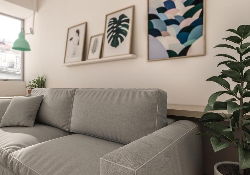 【我要上首页】60㎡清新公寓