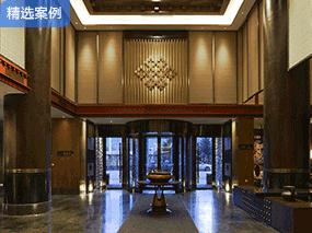 YANG杨邦胜酒店设计新作:香格里拉希尔顿花园酒店 尽展藏地风情